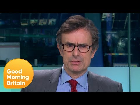 Robert Peston Analyses General Election Results | Good Morning Britain