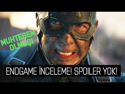 Marvel: AVENGERS ENDGAME İnceleme (ÇILDIRACAKSINIZ)   2019