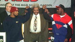 Tyson vs Holyfield (first fight)