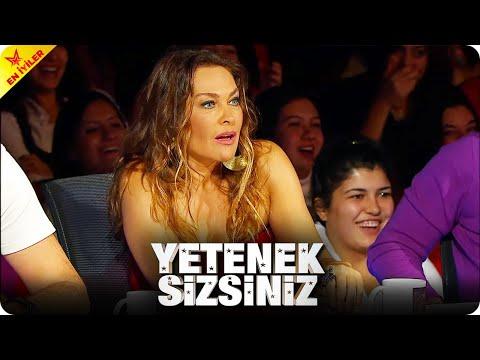 Zari'ten Dikkat Çekici Bir Gösteri 😲 | Yetenek Sizsiniz Türkiye