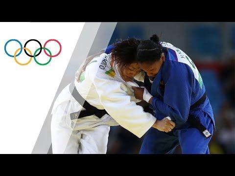 Tachimoto wins gold for Japan in Women's Judo -70kg