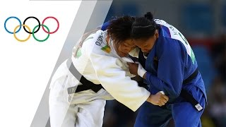 Tachimoto wins gold for Japan in Women's Judo -70kg