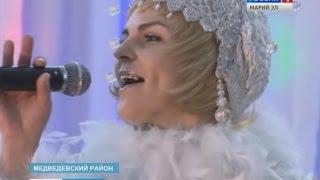 В женской колонии Марий Эл отметили Новый год конкурсом песни «Золотая снежинка» - Вести Марий Эл