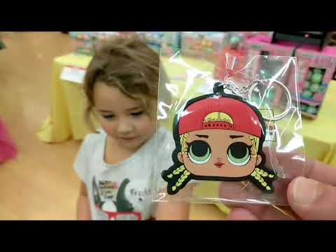LOL Surprise Trading Event At Toys R Us