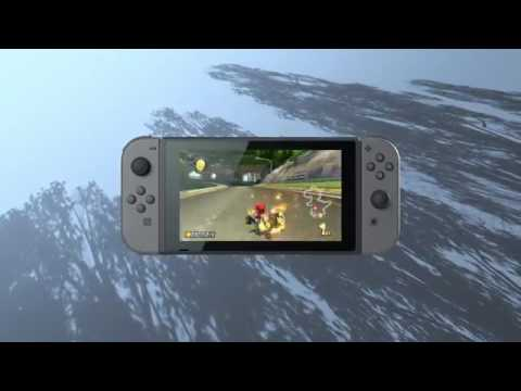Nintendo Switch Joy-Con Grey Controller Set - Video