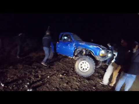 Accidente de equipo mecánico Baja1000 I kevs ortega