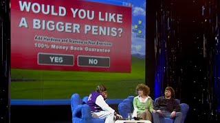 Live Internet Pop-Up Fail - Alan Partridge Live - Steve Coogan Live - BBC Worldwide