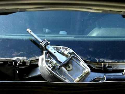 Mercedes Benz C230 Kompressor Windshield Wiper System
