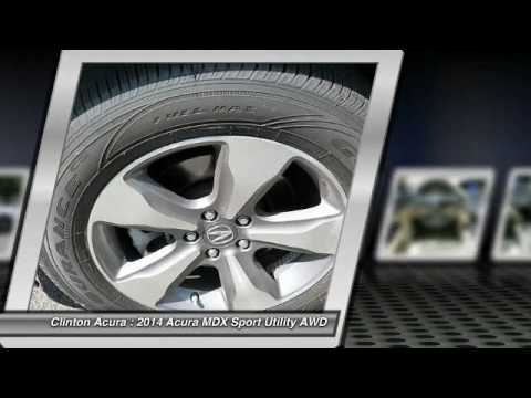 2014 Acura MDX North Clinton NJ 9103
