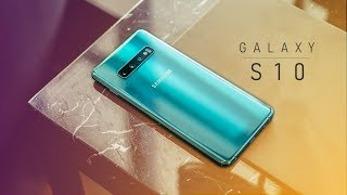 Samsung Galaxy S10 Looks INCREDIBLE!