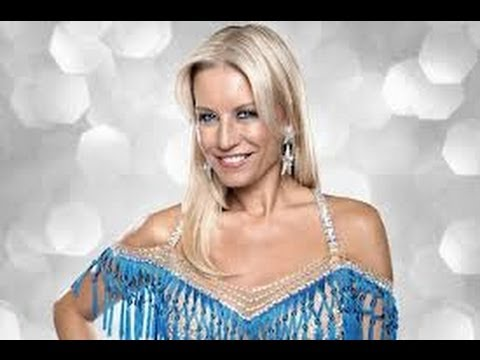Denise Van Outen Interview - Strictly Come Dancing