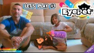Nacimiento de un Mono | EyePet Gameplay Español | Let´s Play