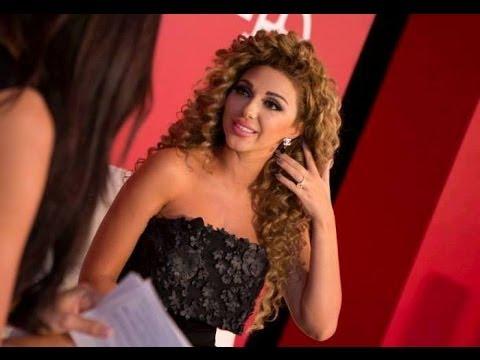 Exclusive interview with Myriam Fares مقابلة حصرية مع ملكة المسرح ميريام فارس