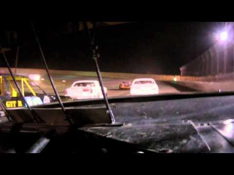 Gallatin Speedway Street Stock Feature 7-20-12