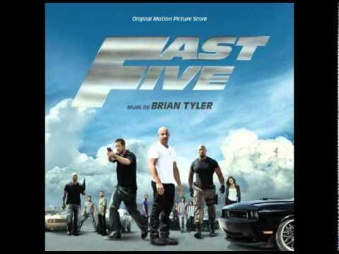 Fast Five Soundtrack - Brian Tyler -  Cristo Redentor