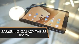 Samsung Galaxy Tab S3 Review | Worth the Price?