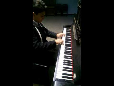 Download Youtube: Class of 1984 Piano scene -By Emad At Wilfreton School On The 2nd Of December 2013