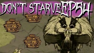The Bearger and the Bees - Don't Starve #54