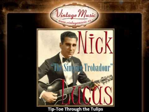 Nick Lucas - Tip-Toe Through the Tulips (VintageMusic.es)