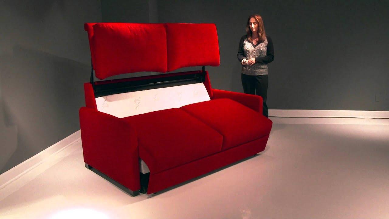 Electric Sleeper Sofa Patio Furniture Set Paragon Power Sofas San Diego Youtube
