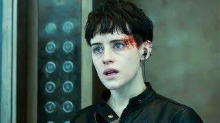 Девушка, которая застряла в паутине — Русский трейлер #2 (2018)