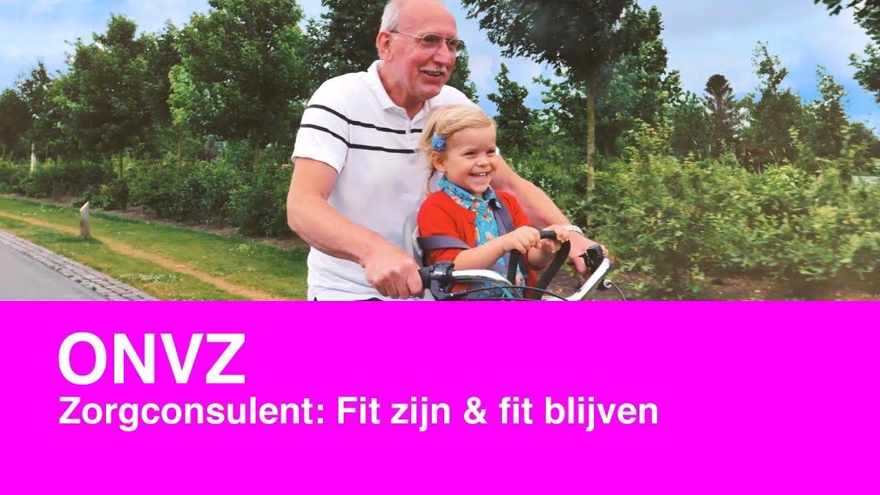 ONVZ Zorgconsulent: Fit zijn & fit blijven