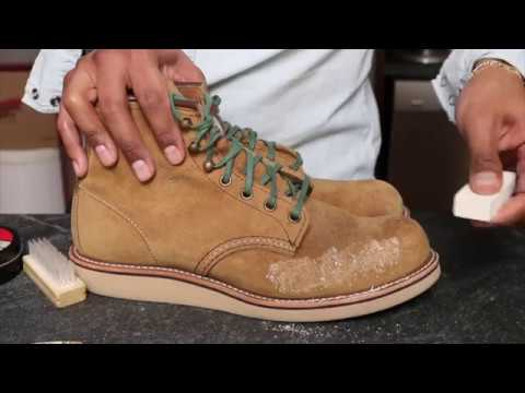 Red Wing Rover 2953 in Hawthorne Muleskinner Conditioned with Mink Oil