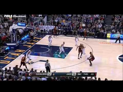 Cleveland Cavaliers vs Utah Jazz   Full Game Highlights  Jan 10, 2017  2016 17 NBA Season