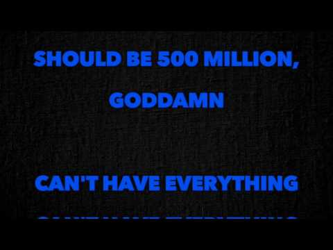 Drake - Can't Have Everything [Full Song Lyrics]