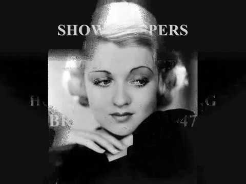 SHOWSTOPPERS 1947 with CONSTANCE BENNETT ACTRESS