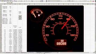 Excel Dial Gauge 2 Dashboard Youtube   Update IOS On Your