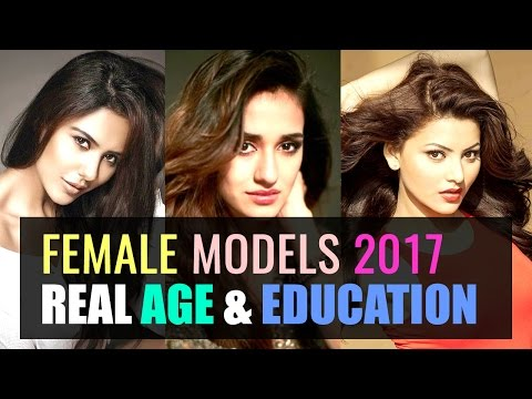 Top 10 Hottest Indian Female Models 2017 Real Age And Education
