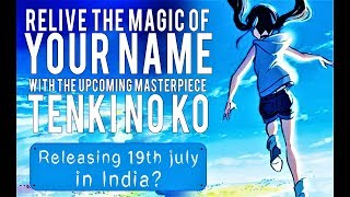 Weathering With You - A Portal Of Anime To India | Trailer Analysis