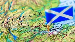 STEPH GOES TO SCOTLAND - EDINBURGH ADVENTURE