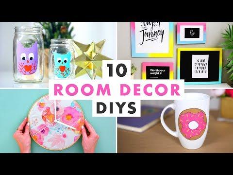 10 Room Decor DIYs - HGTV Handmade