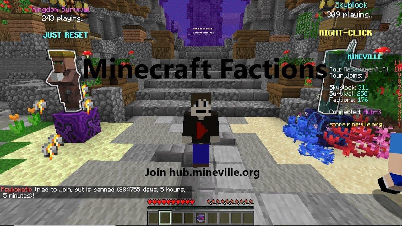 The 10 Best Minecraft Faction Servers Gamepur