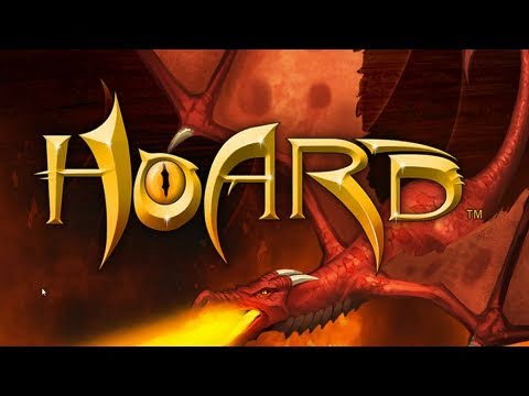 Hoard: Dragons burning stuff and kidnapping princesses