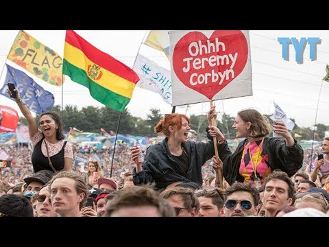 Youth Labor Movement Leads The Way In The UK