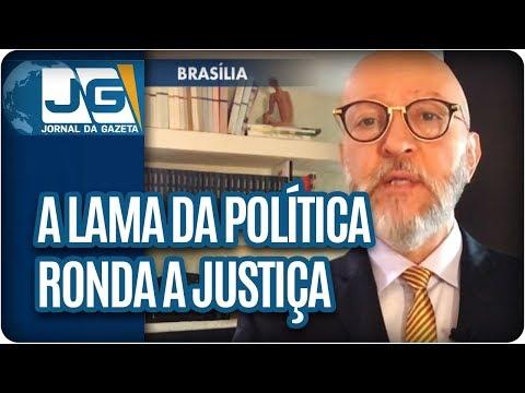 Josias de Souza/A lama da política ronda a Justiça
