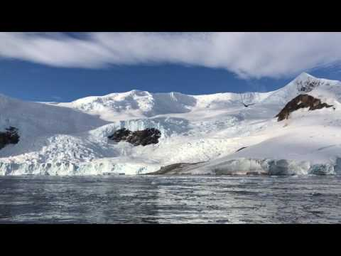 AntARTica Contest Winning Video