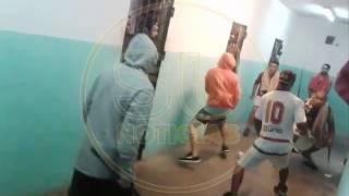 Así se recibe a Montevideanos en la cárcel de Cerro Carancho
