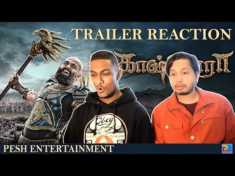Kaashmora Trailer Reaction & Review |...