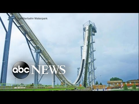 Child Killed on the World's Tallest Water Slide