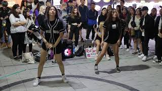 JHKTV]홍대댄스 레드 스파크 (러시아)hong dae k-pop dance red spark (russia)