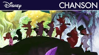 Peter Pan - À la file indienne