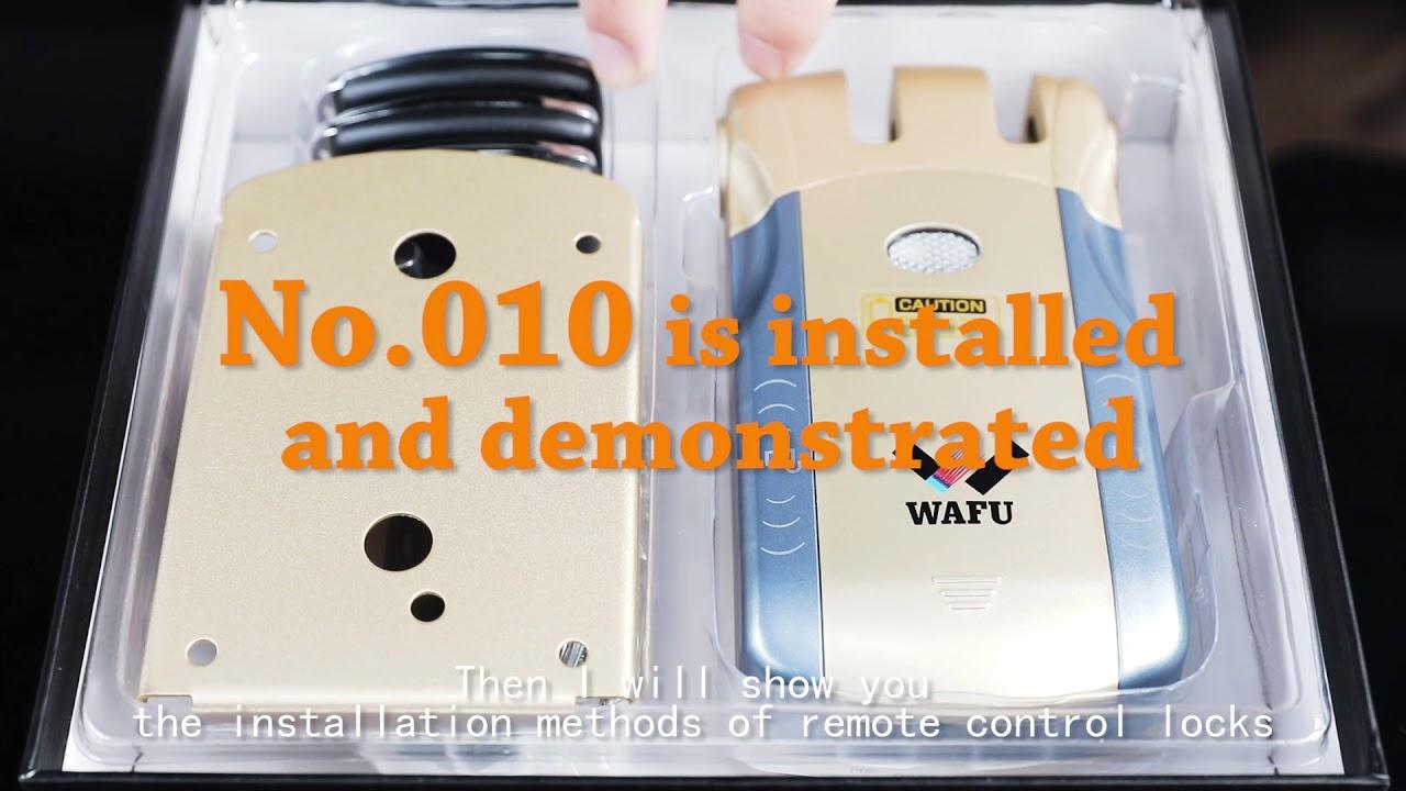 cerradura wafu wf 010
