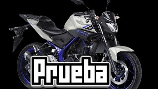 yamaha mt 03 test ride review