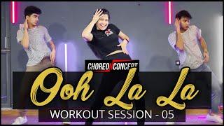 Ooh La La | Shubh Mangal Zyada Saavdhan | Online Bollywood Workout | Choreo N Concept Dance Studio