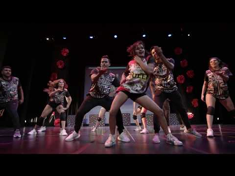 Bolly Hop -Shiamak Usa SPB Performance-Winter Funk 2018 -