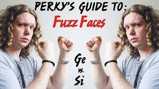 Perky's Guide To: Fuzz Face Transistors (Germanium NKT275 vs. Silicon BC108)